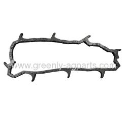 AH233138 John Deere Cornhead chain with pusher lug every 6th pitch