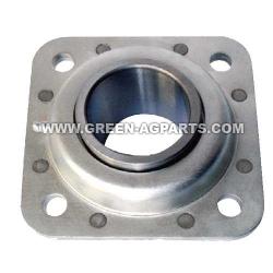 Flanged disc harrow bearings units applications