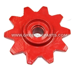 199497C1 Case-IH upper drive chain drive gathering sprocket for cornheader