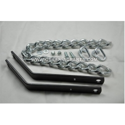 6200108  Agricultural Square twisted link drag chain kit for planters