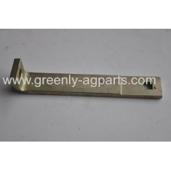 John Deere gathering chain tensioner strap fits JD cornhead 606,608,612