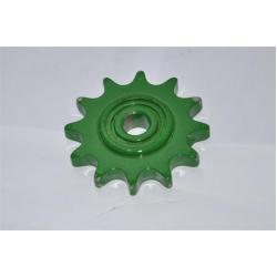 AA32776 G52776 12 tooth idler sprocket for 50 chain used on John Deere planters