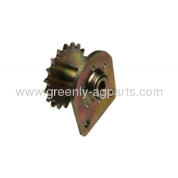 AA30654 GA2057 John Deere and Kinze planter drive sprocket with unit bearing