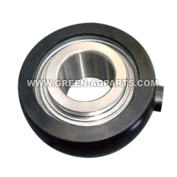 GW209PPB22 DS209TTR6P 1927110  Krause disc bearing asssembly with rubber ring