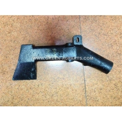 A52149 left hand Fertilizer Shoe for converting from liquid to dry, Fits Models  7200-1770
