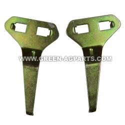 A69139 A55890 John Deere left hand rotary scraper arm