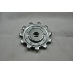 AH103303 Idler sprocket, 11 tooth fits John Deere 50A series row crop head