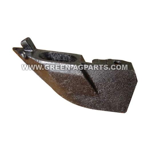 N283433 John Deere left hand low grain drill seed boot