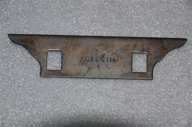 H153157 Wear plate, 6.5