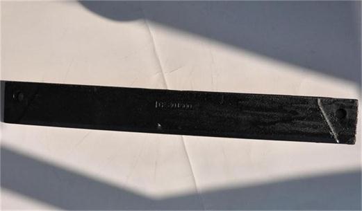 TF801600 Shin for Blue Jet Subtiller made of cast chrome for longer wear