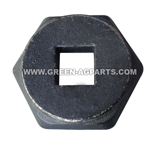 A25694 John Deere disc bumper washer with squre hole
