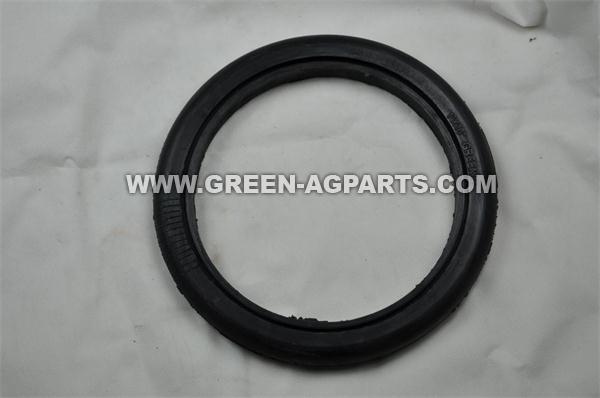 "1""x10"" rubber press wheel, core hole"