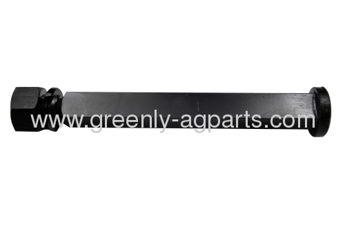 2757 Forrest city hipper axle include nut and lock washer