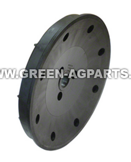 56565 John Deere planter Nylon gauge wheel half