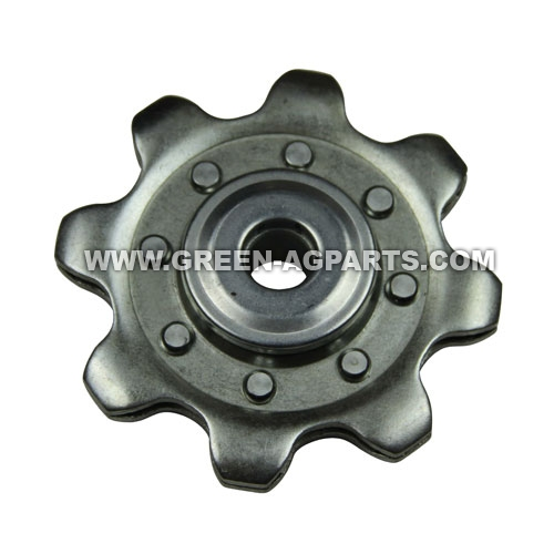 G102448 AH102448 573399 199497C1 John Deere Case NH 8 tooth chain sprockets
