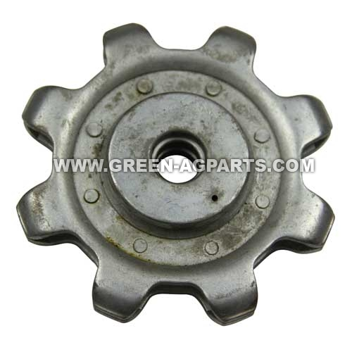 71359125 Agco Gleaner 8 tooth lower idler chain gathering sprockets