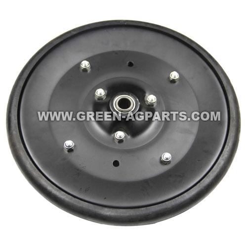 AA39968M John Deere planter closing wheel with steel wheel halves