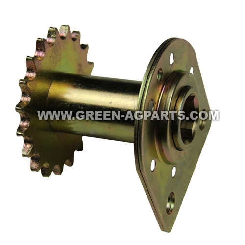 AA36212 John Deere 19 tooth sprocket with bearing