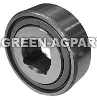 W208PP2 disc harrow bearings with square bore- cylindrical outside diameter