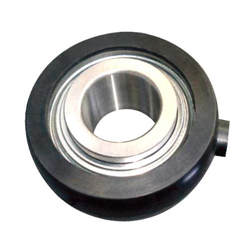 GW211PPB21 DS211TTR23 Krause bearing assembly with rubber ring
