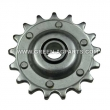 AG2416 Case-IH 17 teeth idler single pitch sprocket for cornheader