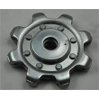 71359125 Gathering Chain Idler 8 tooth Sprocket, Hugger Head