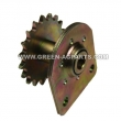 AH133868 John Deere 19 tooth planter drive sprocket
