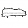 Cornhead gathering chains for Agco-Gleaner John Deere Case-IH New Holland Massey ferguson