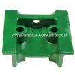H84479 John Deere lower idler cast support new style