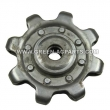 G70595084 745023 Agco Gleaner  8 tooth gathering chain idler sprockets