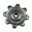 AH102448 199497C1 John Deere Case 8 tooth lower idler sprocket