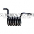 A41117 John Deere right hand tension scraper spring