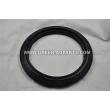 "1""x10"" Agricultural rubber press wheel, V-shape"
