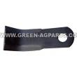 BHC Bazer 61105 flail blade, side knife