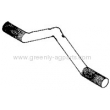 41193 W&A V bolt 5/8'' for tool bar with W&A 407012 clamp